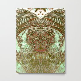 CHARIOT Metal Print