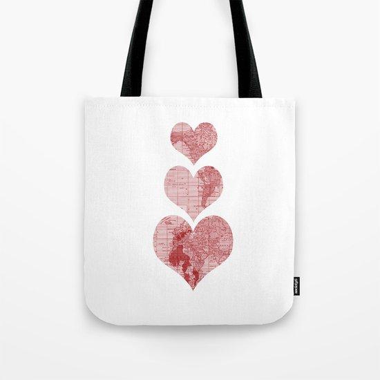 I Love, Love, Love, You Tote Bag