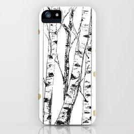 Aspens  iPhone Case
