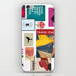 LiterARTure iPhone Skin
