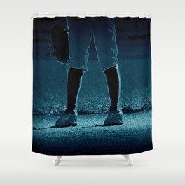 Short Stop Shower Curtain