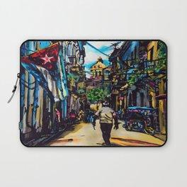 Havana, CUBA No.2 | 2015 Laptop Sleeve