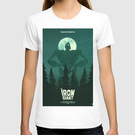 The Iron Giant - You Are Who You chose to be T-shirt