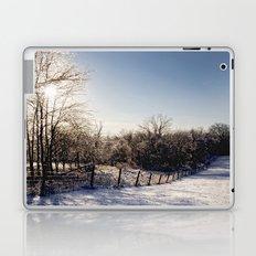 Frozen Countryside Laptop & iPad Skin