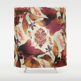 Floral Decor II Shower Curtain