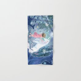 Magic Forest Hand & Bath Towel
