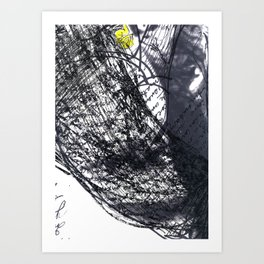Vuelvo a mí XIII Art Print