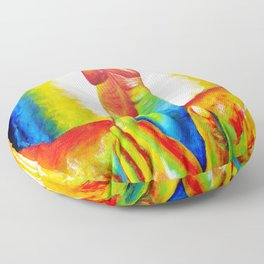 The Colorful Dick Floor Pillow
