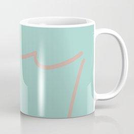 My Body My Lines Coffee Mug