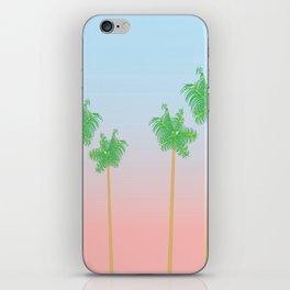 West Coast Dreaming iPhone Skin