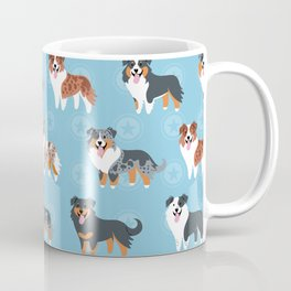 Aussie Shepherds Coffee Mug