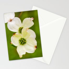 March of the Dogwood Stationery Cards