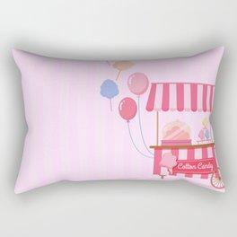Cotton Candy Shop Rectangular Pillow
