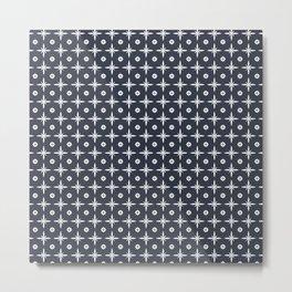 Slate Tile Metal Print