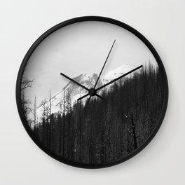 Trees Die Wall Clock