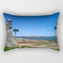 St. Augustine 2012 The MUSEUM Zazzle Gifts - Society6 Rectangular Pillow