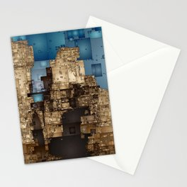Water World Stationery Cards