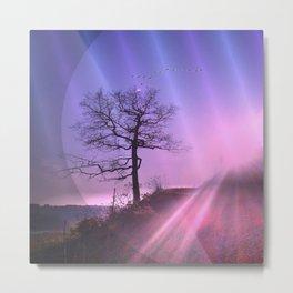 Soul light Metal Print