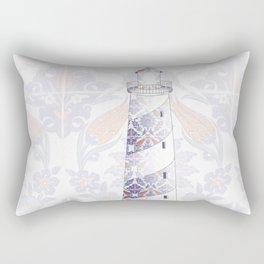 morescos lighthouse Rectangular Pillow