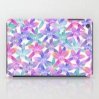 hawaiian iPad Cases featuring Hawaiian flowers by Marta Olga Klara