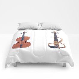 Violins  Comforters