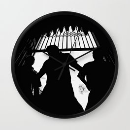 Now! Wall Clock