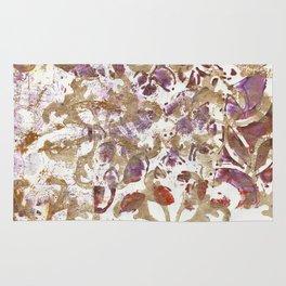 Gold Stamp Rug