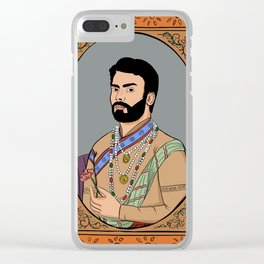 Fawad Khan Clear iPhone Case
