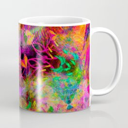 The Jester's Mindscape III Coffee Mug