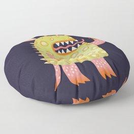 Monster Rufus Floor Pillow
