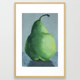 Junk Drawer Collection :: Pear4 Framed Art Print