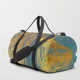Deep Sea Life Jellyfish Duffle Bag