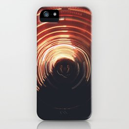 Light in Motion  iPhone Case