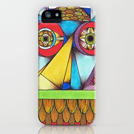 I Can See Your House From Here iPhone Case
