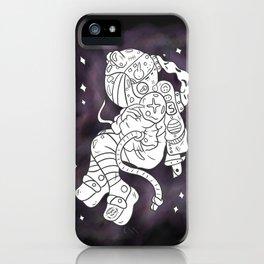 Odd Space iPhone Case