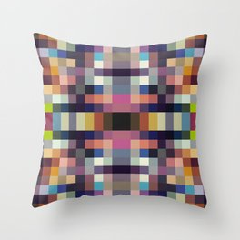 Struthopodes Throw Pillow