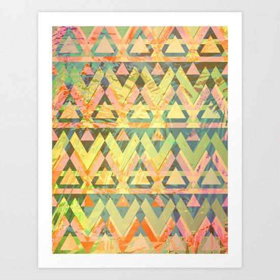 Izara  Art Print