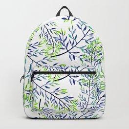 Delicate leaves . 2 Backpack