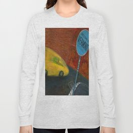 The Fourth Time, I'll Drive Long Sleeve T-shirt