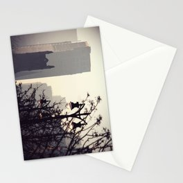 Foggy day Stationery Cards