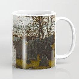 Old Burial Hill, Marblehead, MA Coffee Mug