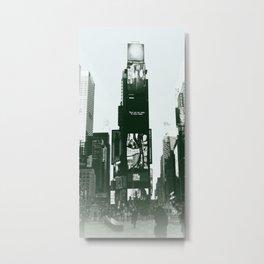 Times Square NYC. Metal Print