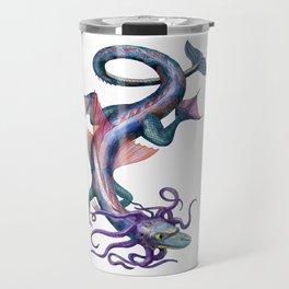 Dragons/Water Dragon Travel Mug