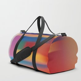 Colored blur background 3 Duffle Bag