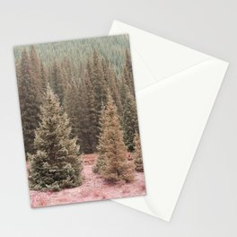Look For Me In The Trees Stationery Cards
