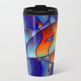 Cassanella - dream fish Travel Mug