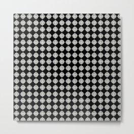 Five flowers Metal Print