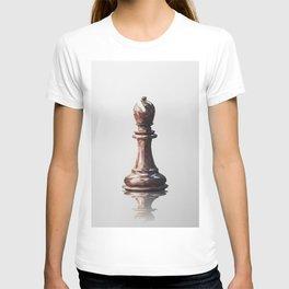 bishop low poly T-shirt