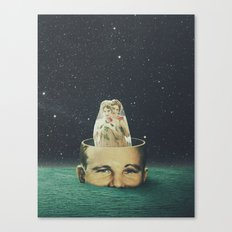 The Odyssey Canvas Print