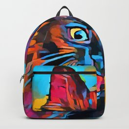 Fierce Kitty Backpack